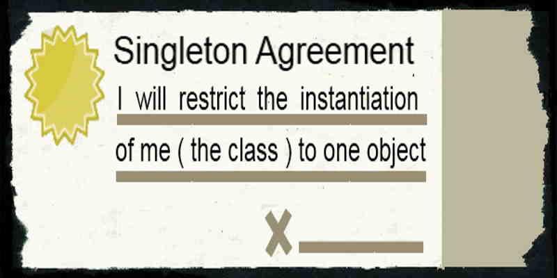 Singleton in C#